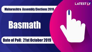 Basmath Vidhan Sabha Constituency Election Result 2019 in Maharashtra: Chandrakant Alias Rajubhaiyya Ramakant Nawghare of NCP Wins MLA Seat in Assembly Polls