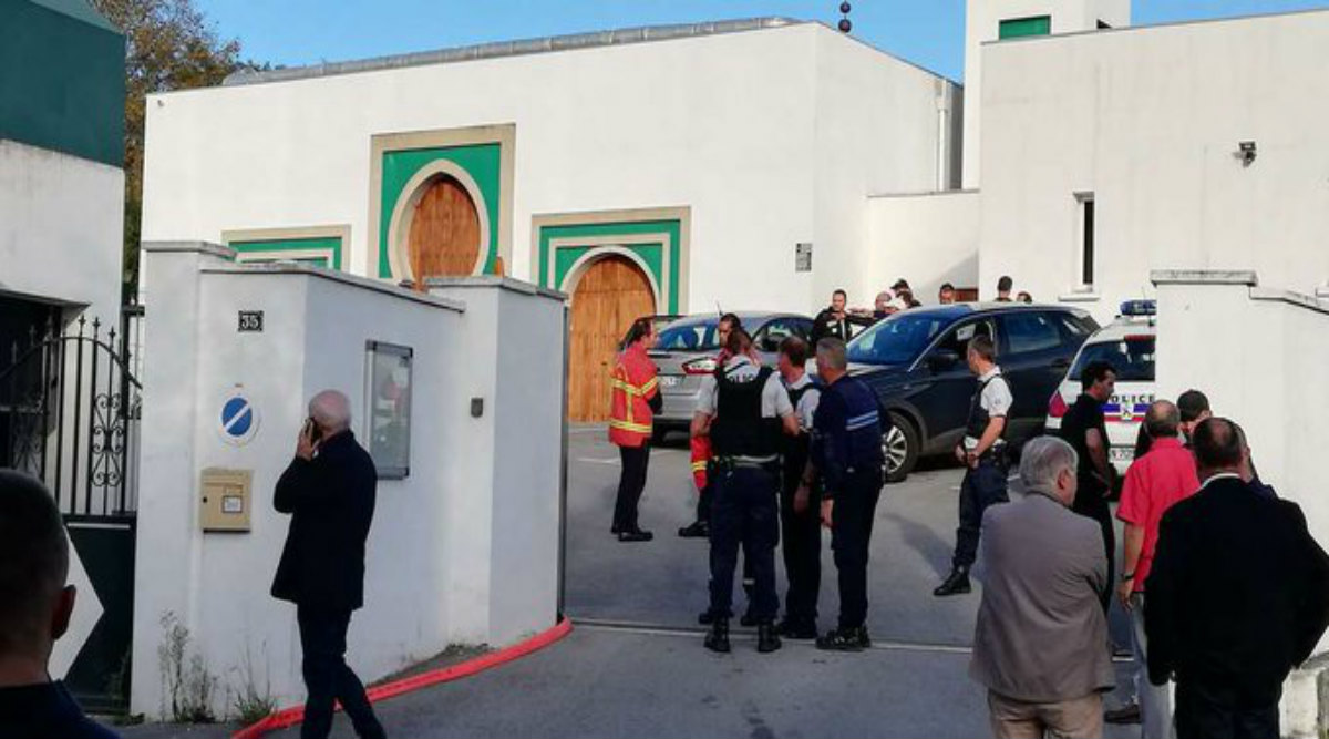 France: Shooting Outside Mosque in Bayonne, 2 Injured; Suspect Arrested