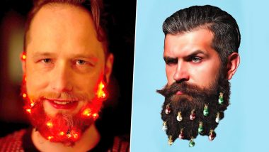 Diwali 2019 Men Fashion: This Beard Light is The Perfect Ornament For All You Guys Out There This Deepavali!