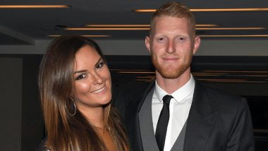 Ben Stokes' Wife Clare Rubbishes Reports of Being Choked by All-Rounder