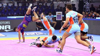 Bengal Warriors vs Patna Pirates PKL 2019 Match Free Live Streaming and Telecast Details: KOL vs PAT, VIVO Pro Kabaddi League Season 7 Clash Online on Hotstar and Star Sports