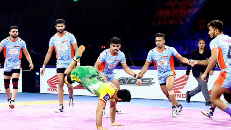 PKL 2019 Today's Kabaddi Matches: October 9 Schedule, Start Time, Live Streaming, Scores and Team Details in VIVO Pro Kabaddi League 7