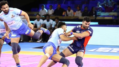 PKL 2019 Match Result: Bengal Warriors Produce a Clinical Performance to Beat Tamil Thalaivas 33–29