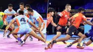 PKL 2019 Semi-Final 2 Dream11 Prediction for Bengal Warriors vs U Mumba: Tips on Best Picks for Raiders, Defenders and All-Rounders for KOL vs MUM Clash