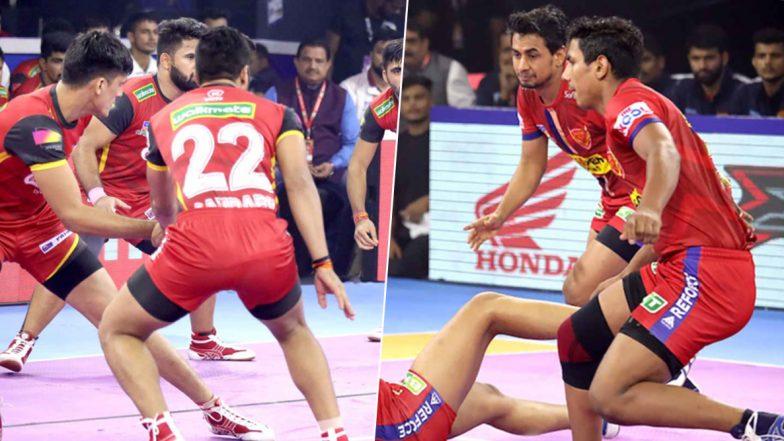 Bengaluru Bulls vs Dabang Delhi, PKL 2019 Semi-Final 1 Match Free Live Streaming and Telecast Details: Watch BLR vs DEL, VIVO Pro Kabaddi League Season 7 Clash Online on Hotstar and Star Sports