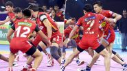 PKL 2019 Semi-Final 1 Dream11 Prediction for Bengaluru Bulls vs Dabang Delhi: Tips on Best Picks for Raiders, Defenders and All-Rounders for BEN vs DEL Clash