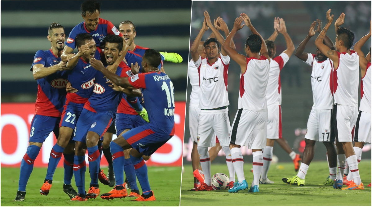 Bengaluru FC vs NorthEast United FC, ISL 2019 Live Streaming on Hotstar: Check Live Football Score, Watch Free Telecast of BFC vs NEUFC in Indian Super League 6 on TV and Online