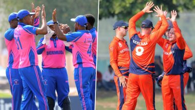 Live Cricket Streaming of Bermuda vs Netherlands, ICC T20 World Cup Qualifier 2019 Match on Hotstar: Check Live Cricket Score, Watch Free Telecast of BER vs NED on TV and Online