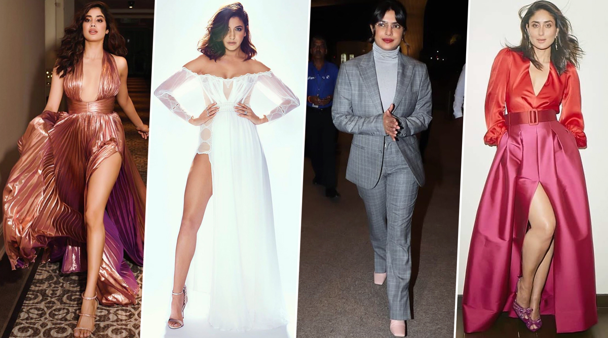 Best and Worst Dressed Over the Weekend: Janhvi Kapoor, Anushka Sharma and Kareena Kapoor Khan Get It Right but Priyanka Chopra Jonas Is Still Trying Her Luck With Fashion!