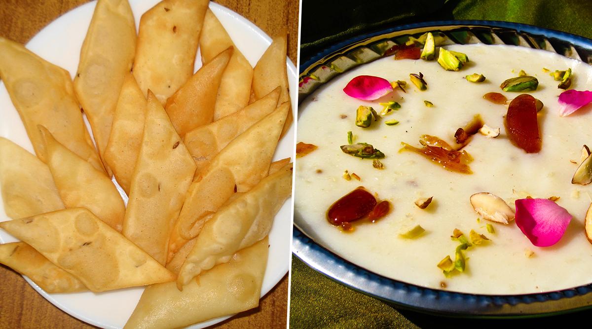 Bhai Dooj 2019 Recipes: Special Snack and Dessert Items to Make During Diwali Celebrations of Bhau Beej (Watch Videos)