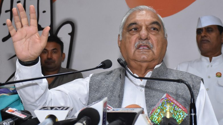 Bhupinder Singh Hooda, Former Haryana CM, Says 'Urgent Need To Scale Up Medical Facilities in Rural Areas'