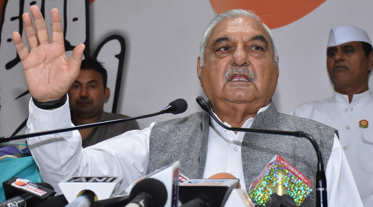 Bhupinder Singh Hooda Appeals to JJP, INLD, Independents to Come Together as Haryana Heads Towards Hung Assembly