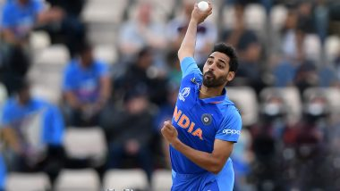 Bhuvneshwar Kumar Wins ICC Player of the Month Award for Exploits Against England, South Africa's Lizelle Lee Gets Honour in Women's Category