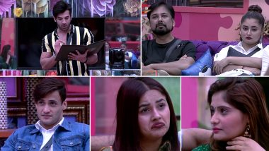 Bigg Boss 13 Day 19 LIVE Updates: Paras Chhabra, Asim Riaz, Siddhartha Dey And Abu Malik, Which Guy Will Be Safe From Evictions?
