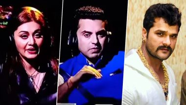 Bigg Boss 13 Day 31 Preview: Shefali Zariwala, Tehseen Ponawalla and Khesari Lal Yadav Judge the Contestants From Secret Room! (Watch Video)