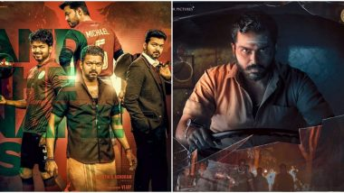 Bigil VS Kaithi on October 25: Will Thalapathy Vijay or Karthi's Film Rule at the Box Office This Diwali 2019? VOTE NOW