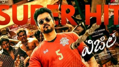 Bigil Box Office Collection Day 1: Vijay Gets His Biggest Opening In Andhra Pradesh And Telangana; Earns Rs 2.58 Crore