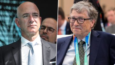 List of Richest Persons as of January 1, 2020: Jeff Bezos Tops The Chart on New Year's Day, Bill Gates Trails at 2nd, Mukesh Ambani 14th