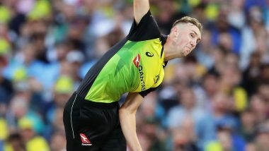 Billy Stanlake Replaces Mitchell Starc for 2nd Australia vs Sri Lanka T20I 2019