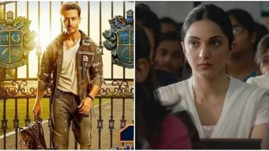 World Students' Day 2019: From Tiger Shroff in SOTY 2 to Kiara Advani in Kabir Singh, Types of Students From Bollywood Movies You Must Have Come Across!