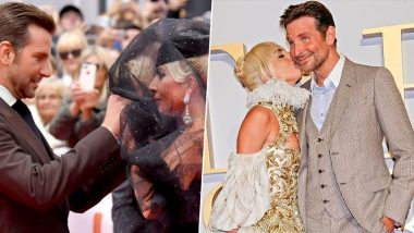 Bradley Cooper and Lady Gaga's  5 Chemistry Filled Pictures That Will Make you Wanna see them as a COUPLE again!