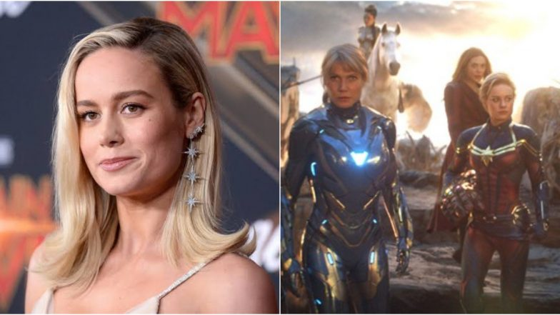 Avengers: Endgame Star Brie Larson Says an All-Female Marvel Film Could Happen and We Can't Contain Our Excitement!