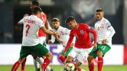 Bulgarian Football Chief Resigns After England Players Hurled with Racist Comments During Euro 2020 Qualifier Match