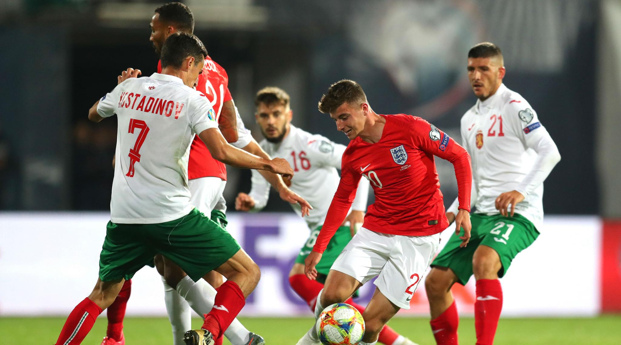 Bulgarian Football Chief Borislav Mihaylov Resigns After England Players Hurled with Racist Comments During Euro 2020 Qualifier Match