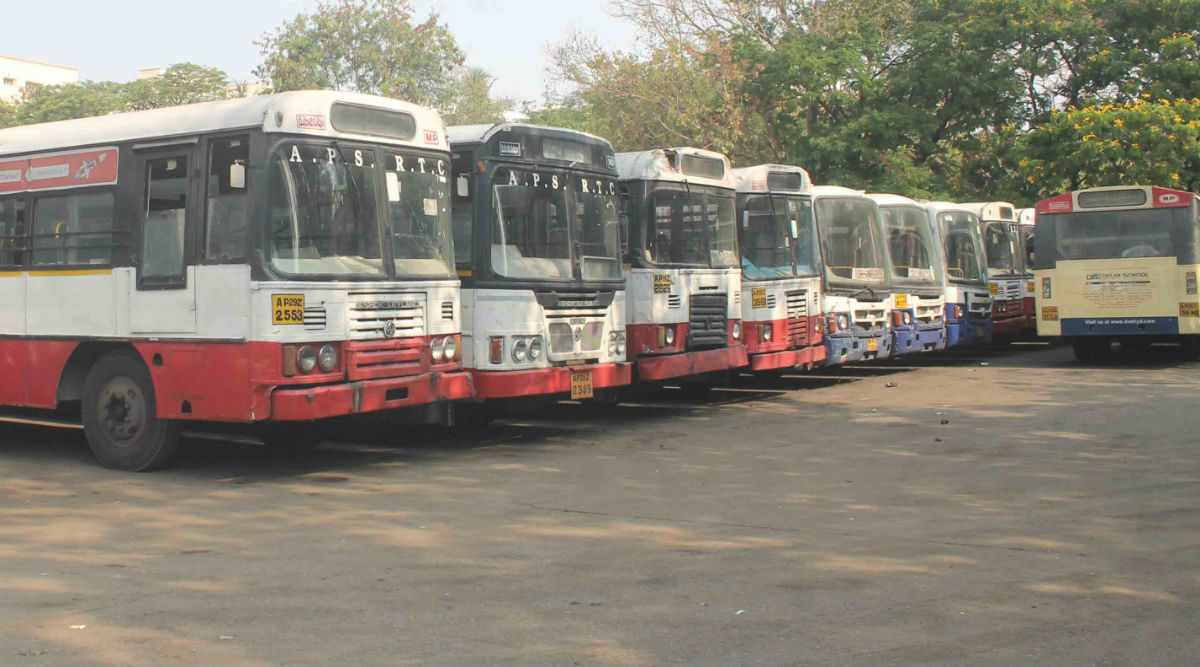 TSRTC Bus Strike: KCR Rules Out Talks With Transport Unions, Says 'Won't Tolerate Goondaism'