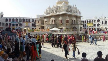 Pakistan: Fire Breaks Out at Gurdwara Panja Sahib in Hasan Abdal