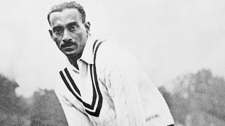 CK Nayudu 124th Birth Anniversary: Know About India's First Captain in International Cricket