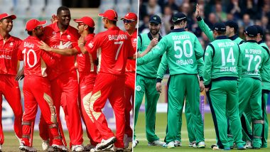 Live Cricket Streaming of Canada vs Ireland, ICC T20 World Cup Qualifier 2019 Match on Hotstar: Check Live Cricket Score, Watch Free Telecast of CAN vs IRE on TV and Online