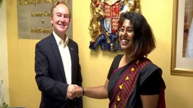 Bengaluru-based Journalism Student Ambika Becomes British Deputy High Commissioner for a Day