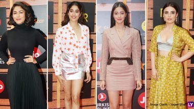Jio Mami Movie Mela 2019: Ananya Panday, Janhvi Kapoor, Radhika Madan Grace the Film Festival (View Pics)