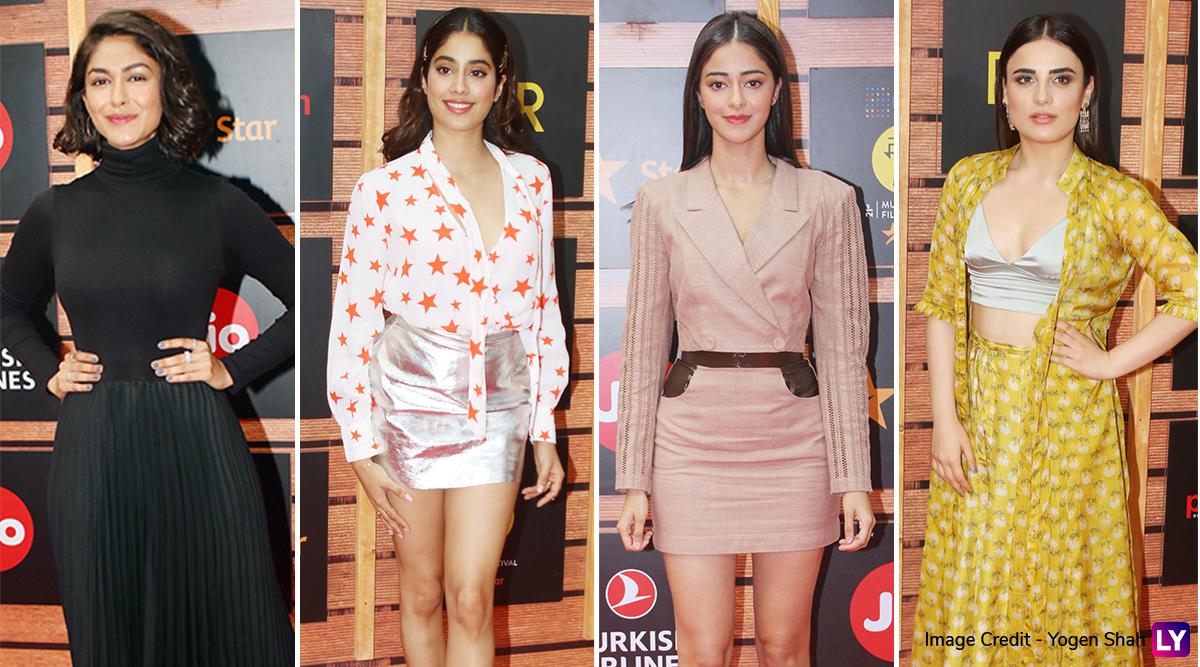 Jio Mami Movie Mela 2019: Ananya Panday, Janhvi Kapoor, Radhika Madan Grace the Film Festival (View Pics)