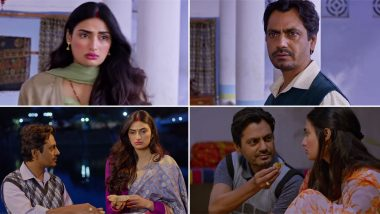 Motichoor Chaknachoor Song Choti Choti Gal Video: Nawazuddin Siddiqui and Athiya Shetty's Track is Filled With Unusual Chemistry and Sadness