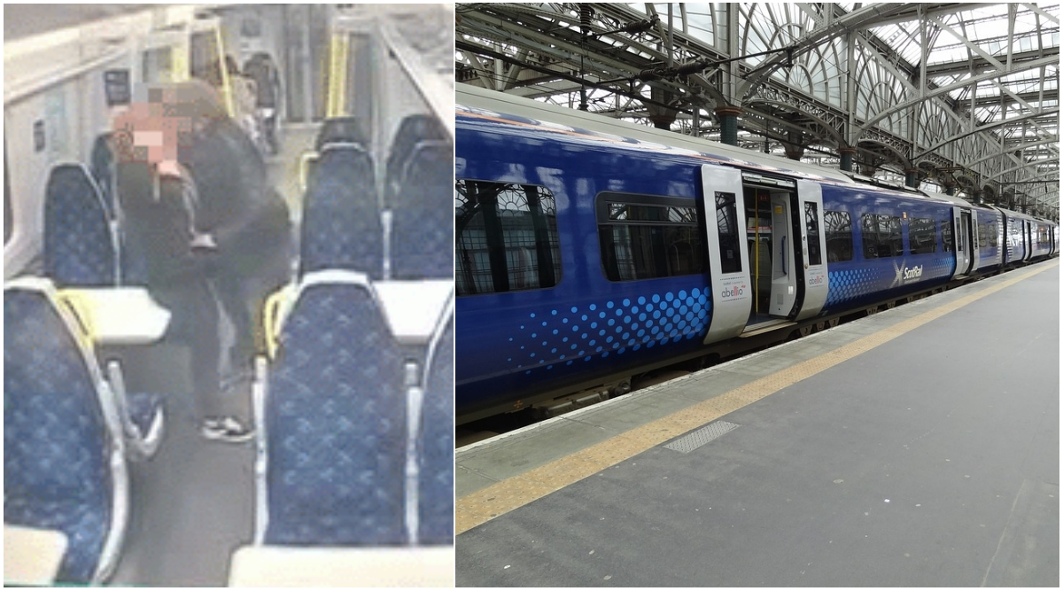 Drunk Couple Caught Having Sex in ScotRail Train From Glasgow to Edinburgh, Video Gets Leaked on Social Media