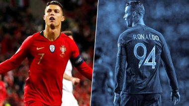 Cristiano Ronaldo Is Six Goals Short of Completing International Century and Fans Can't Stop Talking about It