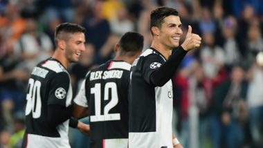 Cristiano Ronaldo Scores First Goal in UEFA Champions League 2019, Helps Juventus Register 3-0 Win Over Bayer Leverkusen