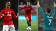 Cristiano Ronaldo Nets 700th Goal: Here's a Look Five Best CR7 Football Goals (Watch Videos)