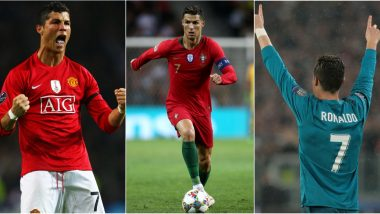 Cristiano Ronaldo Nets 700th Goal: Here's a Look Five Best CR7 Football Goals (Watch Videos)