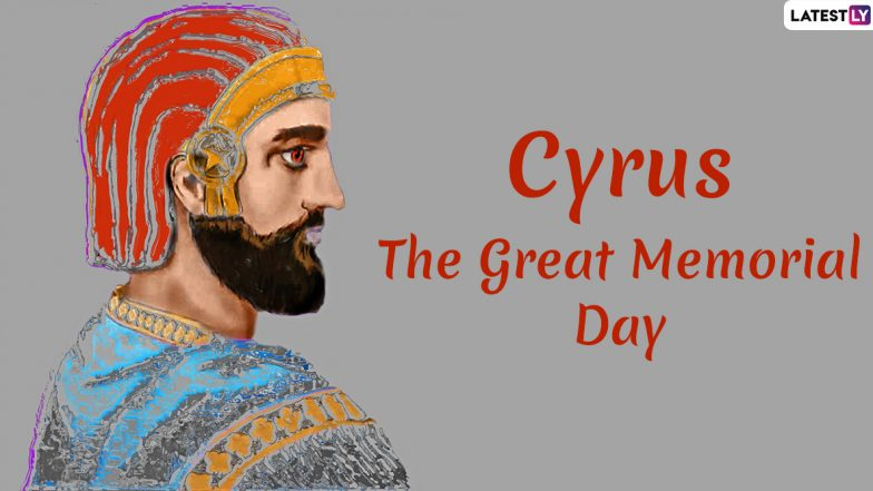Cyrus The Great Memorial Day 2019: Know Significance of Day Honoring the King of Persia