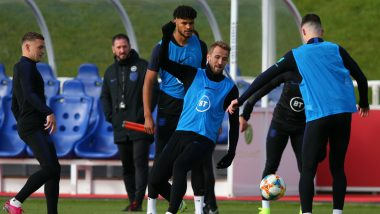 Czech Republic vs England, UEFA EURO Qualifiers 2020 Live Streaming Online & Match Time in IST: How to Get Live Telecast of CZE vs ENG on TV & Football Score Updates in India