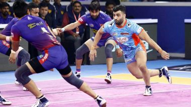 Bengal Warriors Lift VIVO Pro Kabaddi League 2019 Title, Beat Dabang Delhi In DEL vs BEN PKL Season 7 Final Match (View Pics)