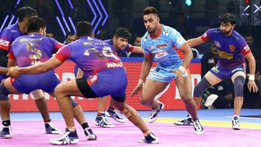 PKL 2019 Dream11 Prediction for UP Yoddha vs Dabang Delhi: Tips on Best Picks for Raiders, Defenders and All-Rounders for UP vs DD Clash