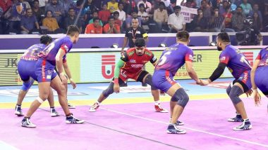 Ahead of DEL vs BEN, PKL 2019 Final, Here's Look at How Dabang Delhi Fared in Last 5 Matches in VIVO Pro Kabaddi League Season 7