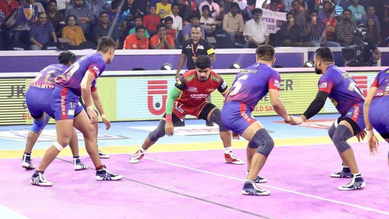 Ahead of DEL vs BEN, PKL 2019 Final, Here's Look at How Dabang Delhi Fared in Last 5 Matches in VIVO Pro Kabaddi League Season 7