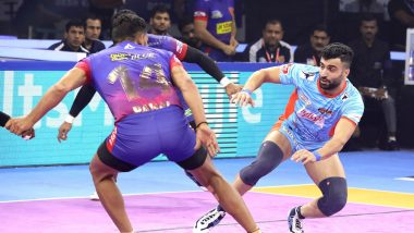 DEL vs BEN, Pro Kabaddi League 2019 Final Match Preview: Dabang Delhi to Face Bengal Warriors in VIVO PKL 7 Season Final Game