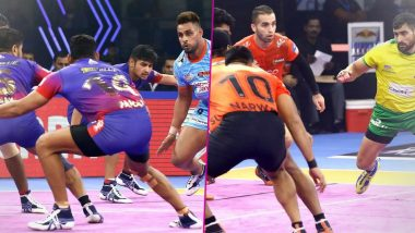 PKL 2019 Dream11 Prediction for Dabang Delhi vs U Mumba: Tips on Best Picks for Raiders, Defenders and All-Rounders for DEL vs MUM Clash