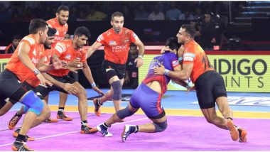 PKL 2019 Today's Kabaddi Matches: October 11 Schedule, Start Time, Live Streaming, Scores and Team Details in VIVO Pro Kabaddi League 7